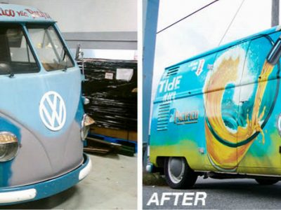 455The History of Custom Car Wraps