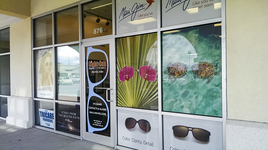 Pensacola Sign Environmental Graphics Wall Murals