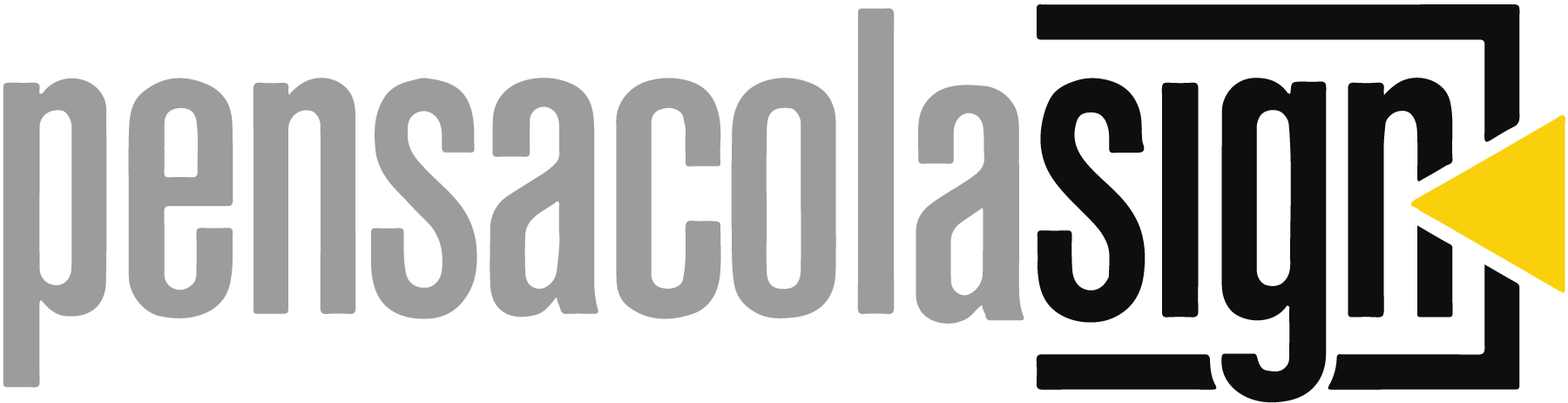Pensacola Sign Logo